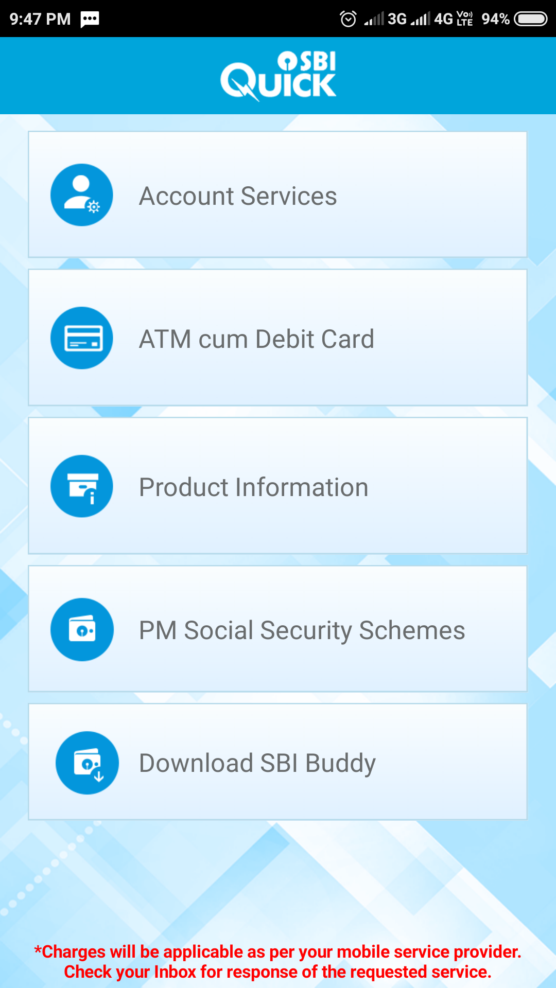 How to check sbi car loan status online